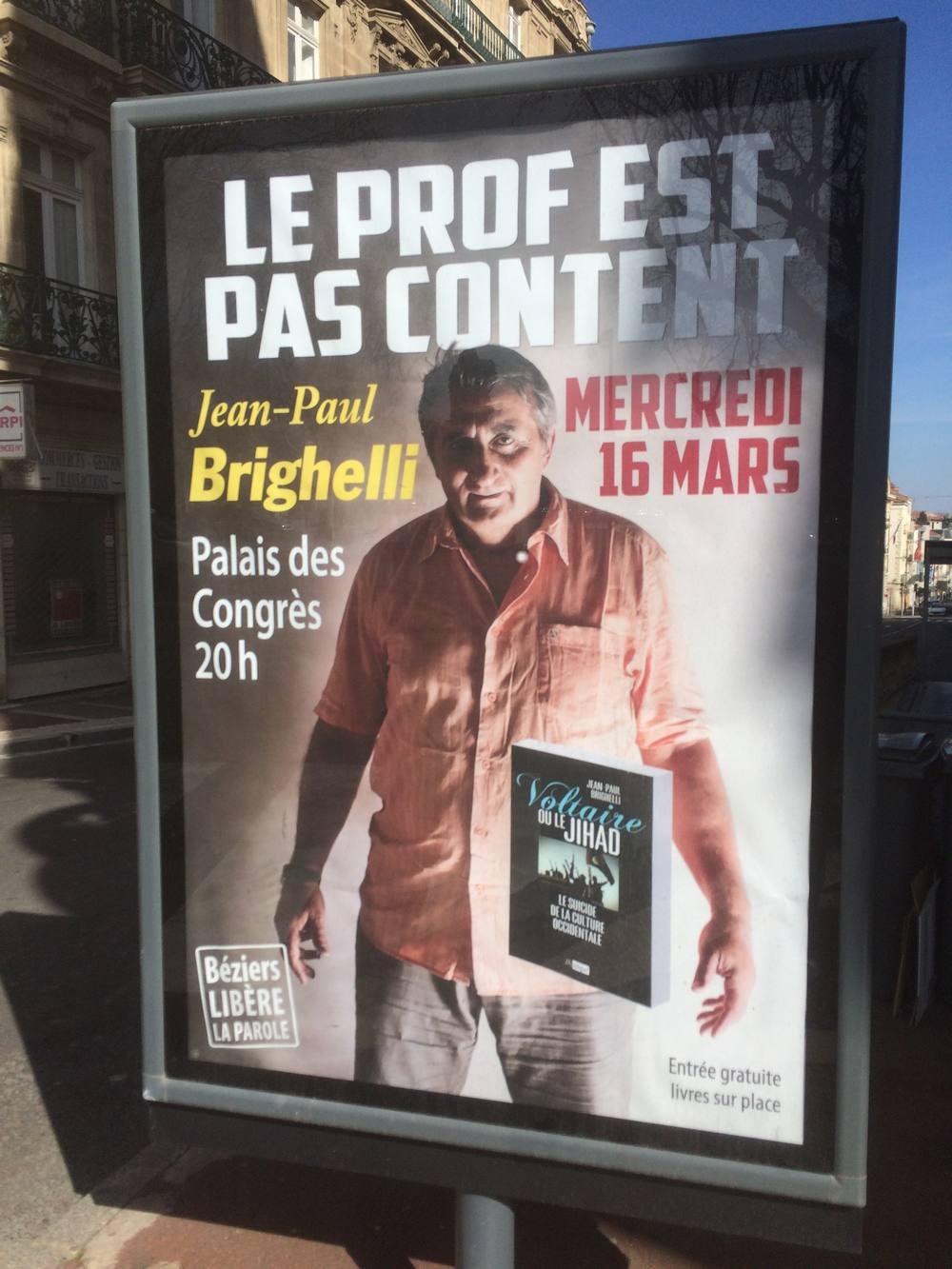 """Résultat de recherche d'images pour """"Béziers Brighelli"""""""